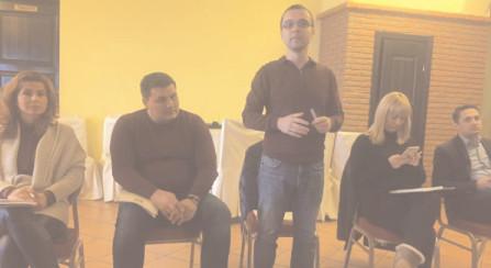 Emanuel Spătaru, primarul comunei Răzvad este coordonatorul naţional al Ligii Tinerilor Aleşi Locali ai Tineretului Social Democrat