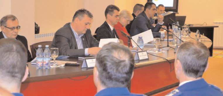 Bilanţul Jandarmeriei Dâmboviţa pe anul 2016