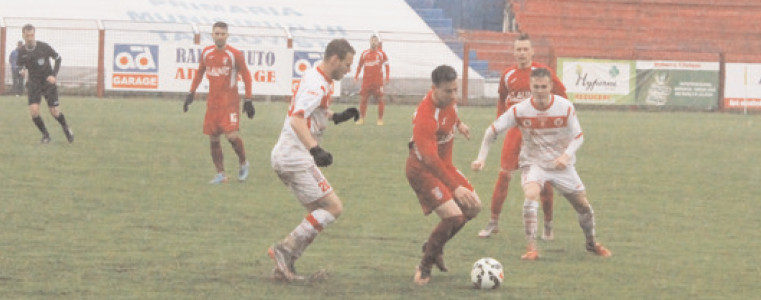 Chindia Târgovişte are un parcurs bun în amicale Trei victorii din lot atâtea meciuri