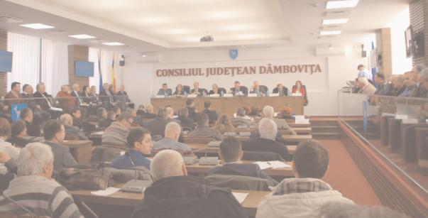 CJ Dâmboviţa în asociere cu localităţile dâmboviţene realizează PUG