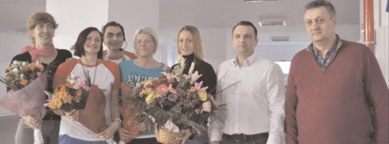 Cupa Contratimp Chindia, onorată cu prezenţa de campioanele Camelia Potec, Anca Pătrăşcoiu şi Carmen Bunaciu