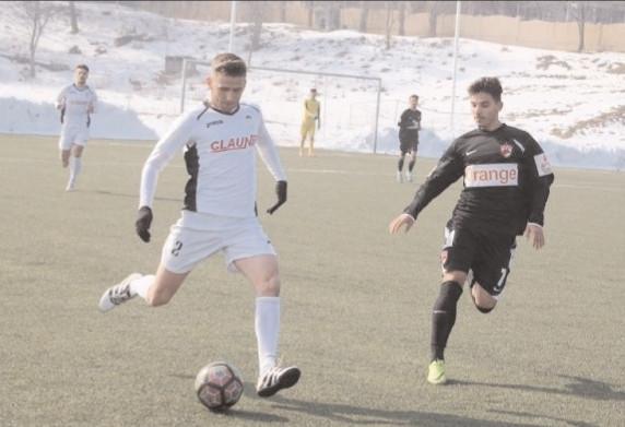 """""""Câinii mici"""" au lovit năucitor. Pe F.C. Aninoasa a descurajat-o golul de 7-0"""