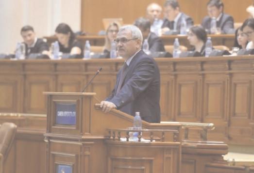 """Liviu Dragnea, preşedinte PSD, este optimist: """"Dacă DNA nu ne arestează pe toţi, dezbatem în Parlament legile justiţiei"""""""