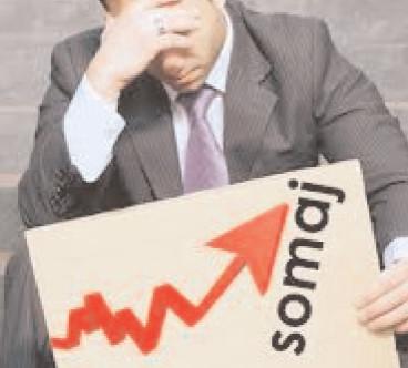 Rata şomajului, în creştere uşoară