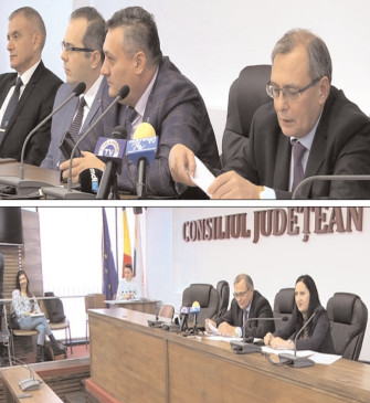Planul de măsuri pentru sezonul de iarnă 2017-2018, în judeţul Dâmboviţa