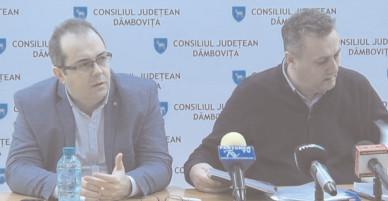 CJ Dâmboviţa are investiţii majore: Construirea a 40 unităţi locative, parcare publică în zona Telecabinei Padina-Peştera şi stadion la Târgovişte