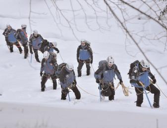 """Jandarmeria lansează proiectul montan: """"O ECHIPĂ, UN STEAG, UN IDEAL"""""""