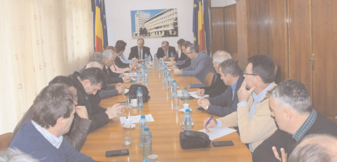 Autorităţile judeţene şi parlamentarii PSD Dâmboviţa, caută soluţii concrete pentru a menţine deschisă ruta feroviară Târgovişte – Pietroşiţa şi retur