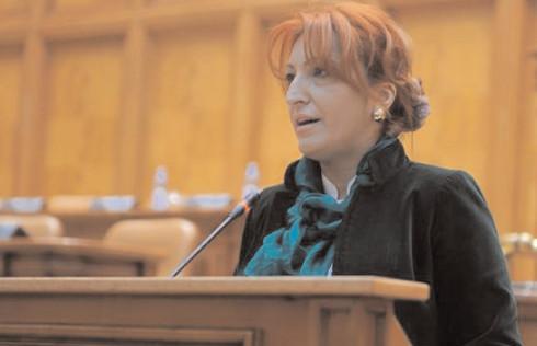 Deputatul Oana Vlăducă susţine ideea Ministrului Culturii de a constitui Senatul Ministerului Culturii