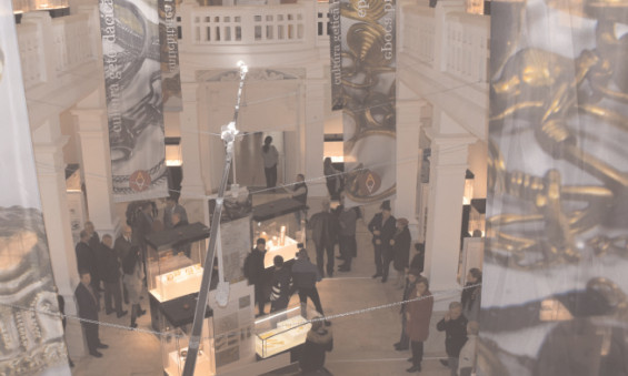 La Târgovişte are loc Noaptea Albă a Expoziţiei Aurul şi Argintul antic al României