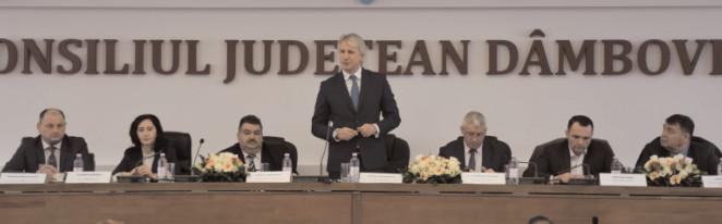 Vizită de lucru a Ministrului Finanţelor Publice, Eugen Orlando Teodorovici în judeţul Dâmboviţa