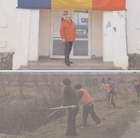 Se lucrează intens la proiectele majore pentru dezvoltarea comunei Voineşti