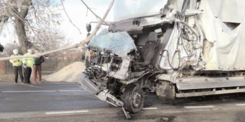 Bilanţul accidentelor de circulaţie înregistrate pe raza judeţului Dâmboviţa, în primele două luni ale acestui an