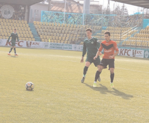 ANINOASA, PLANURI MARI, REUŞITE INEXISTENTE Concordia Chiajna 2 – FC Aninoasa 3-2 (2-0)