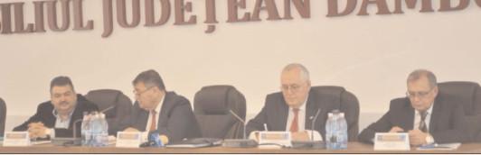 Codul administrativ, discutat la Adunarea Generală a Filialei Judeţene Dâmboviţa a Asociaţiei Comunelor din România