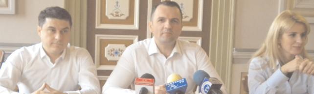 Primarul Cristian Stan acordă constructorilor 30 de zile pentru a intra cu lucrările în grafic