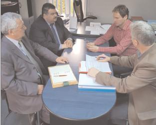 Preşedintele CJD continuă seria vizitelor de lucru