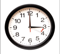 Ora de vară 2018 -sâmbătă spre duminică dăm ceasurile înainte cu o oră