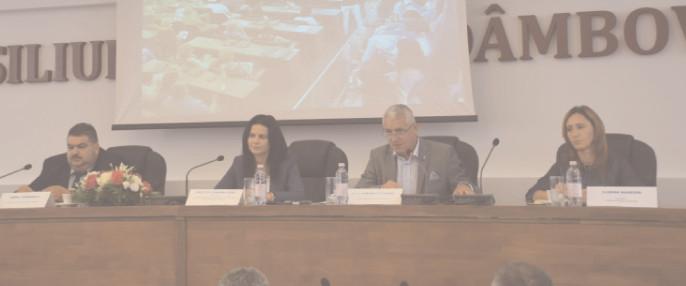 La CJ Dâmboviţa, dezbatere privind datele cu caracter personal