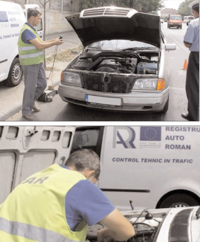 1.700 de maşini în pericol iminent de accident, bilanţul controalelor RAR