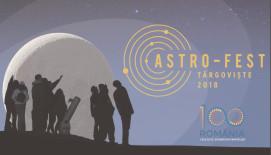 ASTRO-FEST2D18 Târgovişte Festival Internaţional de Astronomie