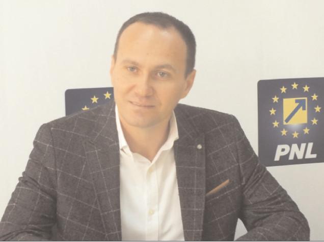 Aurelian Cotinescu, preşedintele ales al PNL Târgovişte cheamă consilierii locali la raport