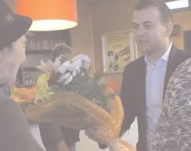 În comuna Răzvad au fost premiate 17 cupluri de aur