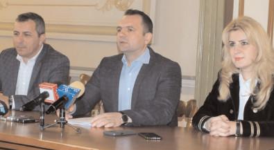 Primarul Cristian Stan a prezentat o sinteză a investiţiilor derulate în Târgovişte