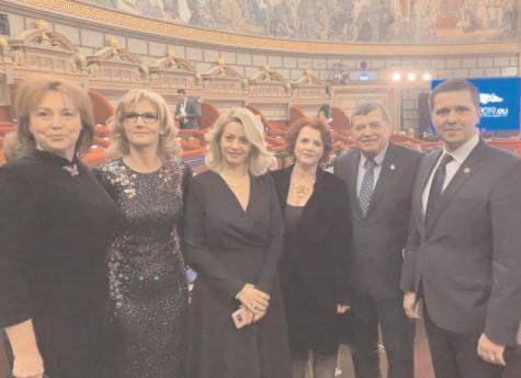 Deputatul Claudia Gilia: România a preluat Preşedinţia Consiliului Uniunii Europene şi va susţine UNITATEA UE, COEZIUNEA, SIGURANŢA şi o PIAŢĂ ECONOMICĂ UNICĂ!