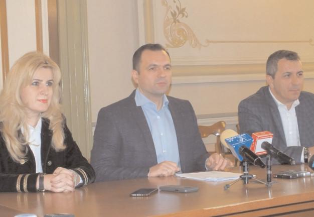 """Cristian Stan, primarul Municipiului Târgovişte: """"Anul acesta, diferenţa o vor face fondurile europene"""""""
