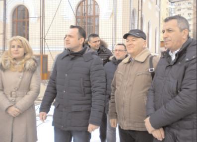 """Colegiul Naţional """"Constantin Carabella"""" va avea propria bază sportivă"""