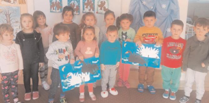"""La Grădiniţa cu Program Prelungit nr. 8 """"Rază de Soare"""" Târgovişte, activităţi în cadrul proiectului Erasmus+ """"Bridges for social inclusion"""""""