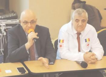 Seminar de instruire al Crucii Roşii Dâmboviţa