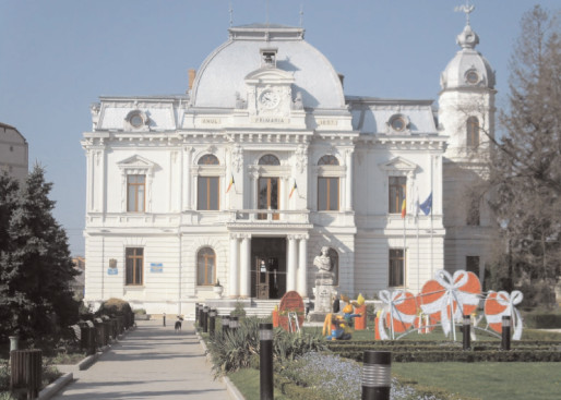 Proiect pentru reabiiitarea şi consoiidarea ciădirii primăriei