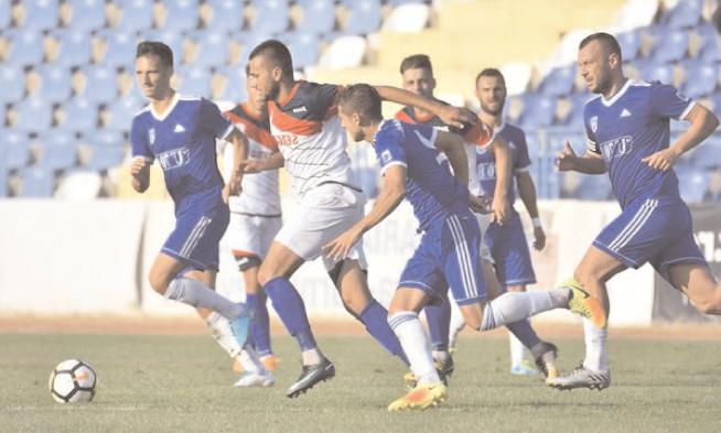 FC PUCIOASA A PIERDUT PRIMUL AMICAL DIN TURCIA ASFC Pucioasa – Fk Vojvodina Novisad 1-2 (0-1)