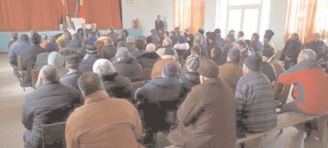 APIA Dâmboviţa începe Campania de informare a fermierilor