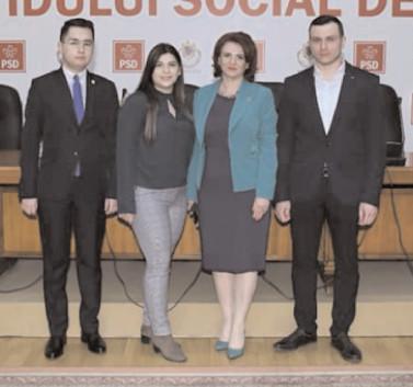 Program de mentorat pentru studenţii dâmboviţeni care se pregătesc pentru o carieră în Parlament