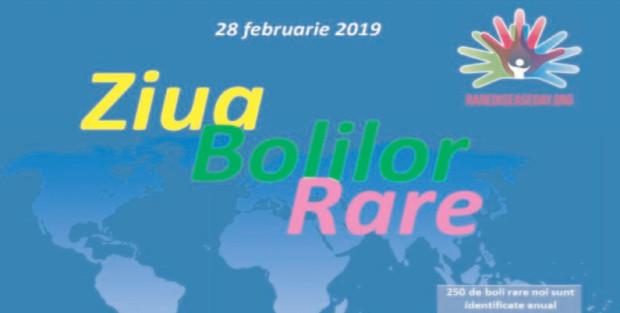 Anul 2019 marchează cel de-al 12-lea an în care comunitatea internaţională a bolilor rare celebrează Ziua Bolilor Rare