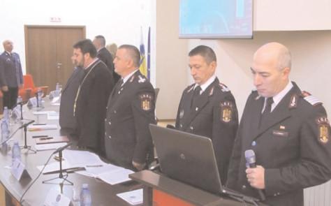 28 FEBRUARIE – ZIUA PROTECŢIEI CIVILE DIN ROMÂNIA, SĂRBĂTORITĂ DE ISU DÂMBOVIŢA