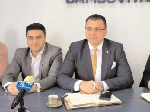 Cosmin Bozieru, preşedinte interimar al ALDE Târgovişte
