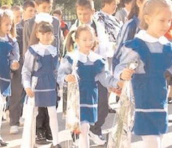 A început procesul de înscriere a copiilor la clasa pregătitoare