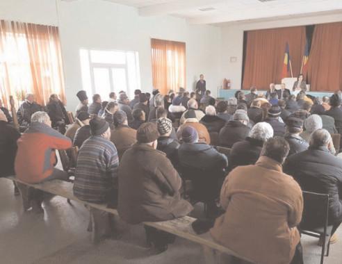Miercuri, la Primăria Ulmi, dezbatere interactivă cu fermierii