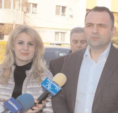 Primăria Târgovişte a început programul de modernizare a infrastructurii stradale din Micro III