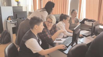 """ISJ Dâmboviţa – coordonator naţional al proiectului """"Digital Competence in Action"""""""