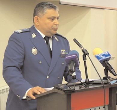 Avansări în grad la Jandarmeria Dâmboviţa cu prilejul Zilei Jandarmeriei Române