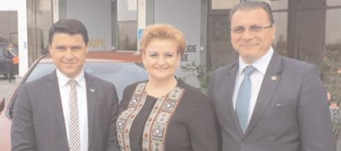 Ministrul Mediului, Graţiela Gavrilescu a lansat la Titu, atât programul Rabla clasic, cât şi Rabla Plus