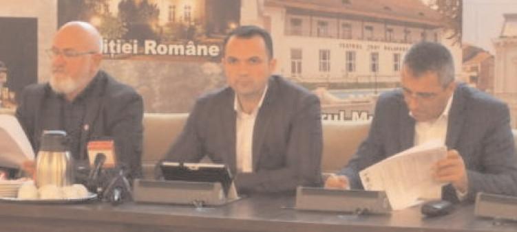 Ministrul de finanţe s-a întâlnit cu reprezentanţii autorităţilor publice locale