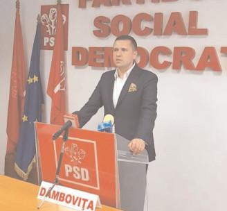 La nivelul PSD Dâmboviţa au fost înfiinţate 25 de departamente de specialitate
