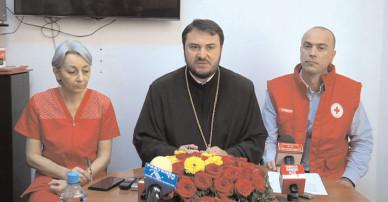 """Campania """"Donează Sânge Constant"""" şi la Crucea Roşie Dâmboviţa"""