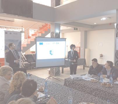 Moreni: Workshop pe tema prevenirii şi combaterii fenomenului de corupţie